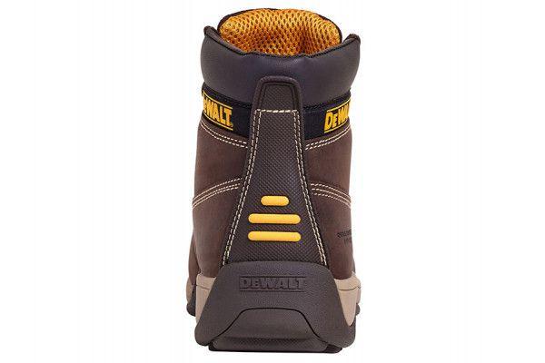 DEWALT Apprentice Hiker Brown Nubuck Boots UK 8 Euro 42
