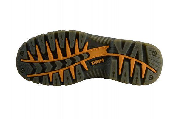 DEWALT Challenger 3 Sympatex Black Boots Size UK 12 Euro 47