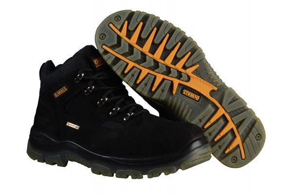 DEWALT Challenger 3 Sympatex Black Boots Size UK 9 Euro 43