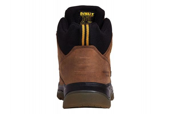 DEWALT Challenger 3 Sympatex Brown Boots UK 12 Euro 47