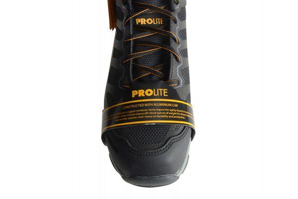 DEWALT Crossfire Kevlar Black Safety Hiker Boots UK 11 Euro 46