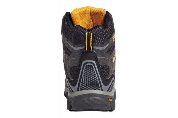 DEWALT Crossfire Kevlar Black Safety Hiker Boots UK 6 Euro 39/40