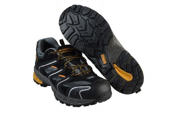 DEWALT Cutter Safety Trainers Black UK 8 Euro 42