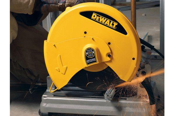 DEWALT D28715 Metal Cut Off Saw 355mm 2200W 240V