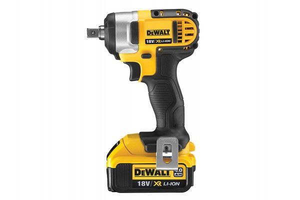 DEWALT DCF880M2 XR Compact Impact Wrench 18V 2 x 4.0Ah Li-Ion