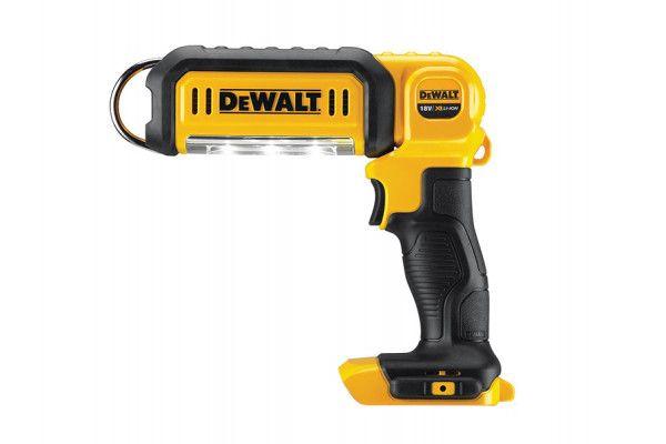 DEWALT XR Li-ion Handheld LED Work Light 18V Bare Unit