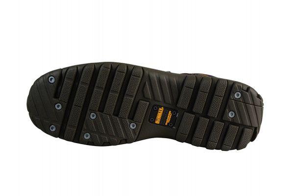 DEWALT Hammer Non Metallic Brown Nubuck Boots UK 11 Euro 46