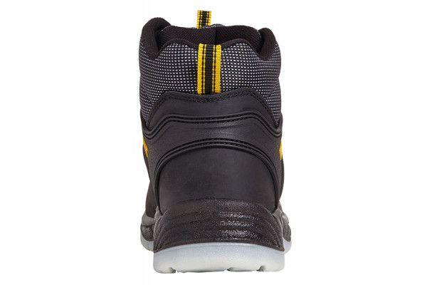 DEWALT Laser Safety Hiker Black Boots UK 12 Euro 47