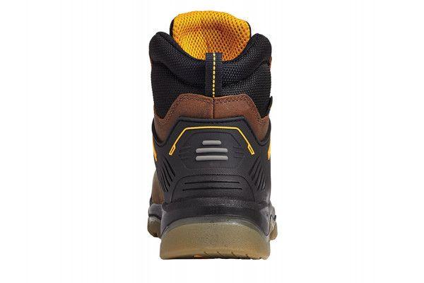 DEWALT Newark S3 Waterproof Safety Hiker Brown Boots UK 10 Euro 44