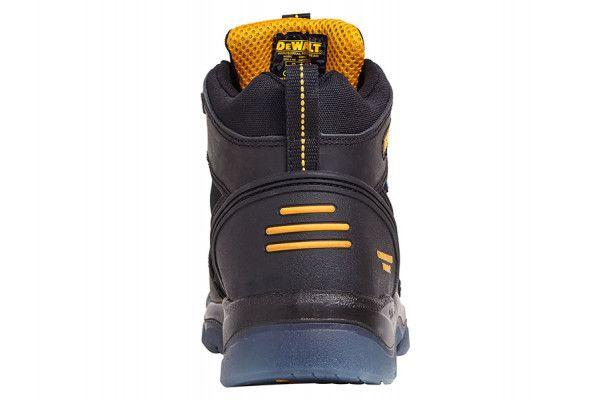 DEWALT Nickel S3 Safety Black Boots UK 7 Euro 41