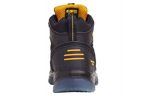 DEWALT Nickel S3 Safety Black Boots UK 8 Euro 42