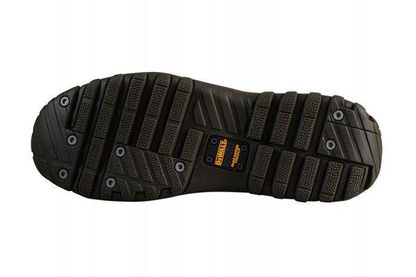 DEWALT Radial Safety Brown Boots UK 11 Euro 46