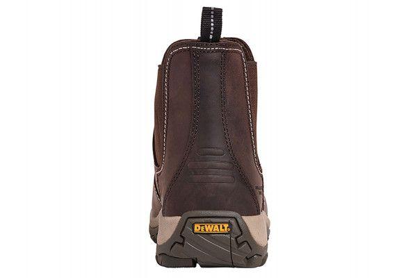 DEWALT Radial Safety Brown Boots UK 7 Euro 41