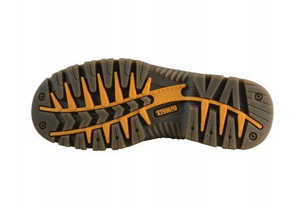 DEWALT Titanium S3 Safety Tan Boots UK 7 Euro 41