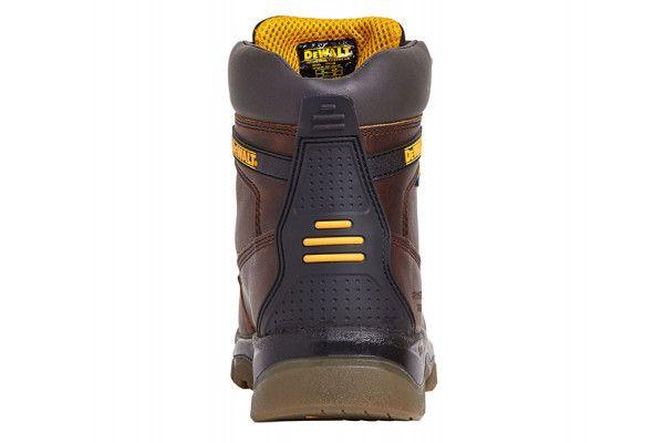 DEWALT Titanium S3 Safety Tan Boots UK 9 Euro 43