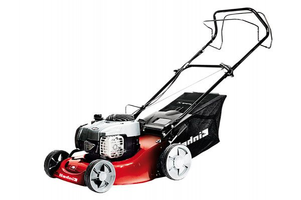 Einhell GC-PM 46/1 S B&S Self Propelled Lawnmower Petrol 46cm 125cc 4 Stroke