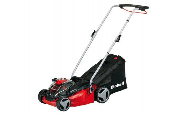 Einhell GE-CM 33LI Power X-Change Cordless Lawnmower 33cm 36V 2 x 18V 2.0Ah Li-Ion