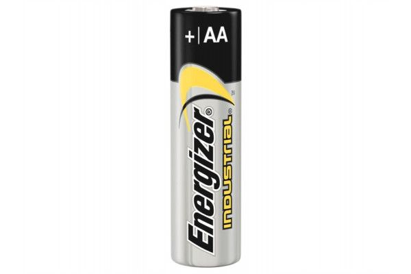 Energizer AA Industrial Batteries, Pack of 10