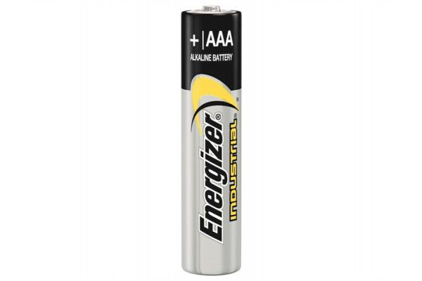 Energizer AAA Industrial Batteries, Pack of 10