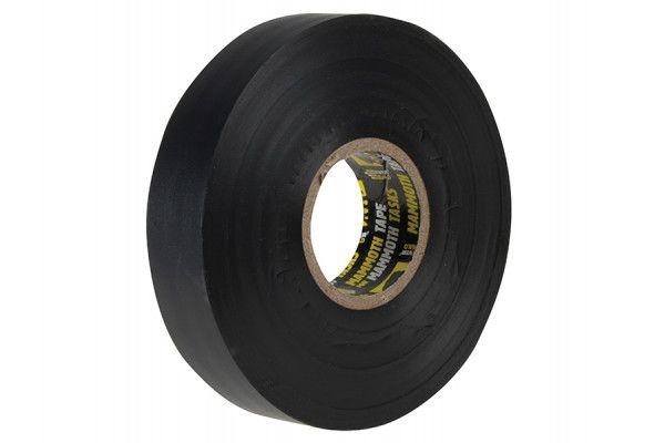Everbuild Electrical Insulation Tape Black 19mm x 33m