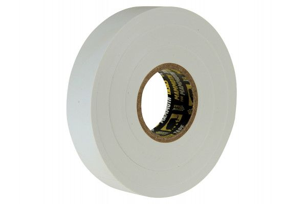 Everbuild Electrical Insulation Tape White 19mm x 33m