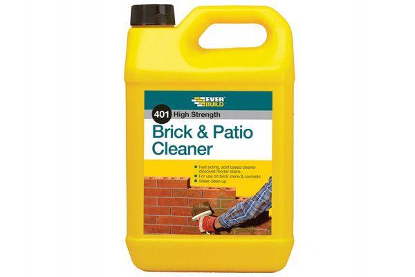 Everbuild, 401 Brick & Patio Cleaner
