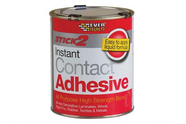Everbuild Stick 2 All-Purpose Contact Adhesive 750ml