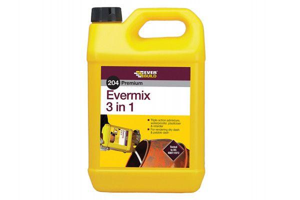 Everbuild 204 Evermix 3 in 1 5 Litre