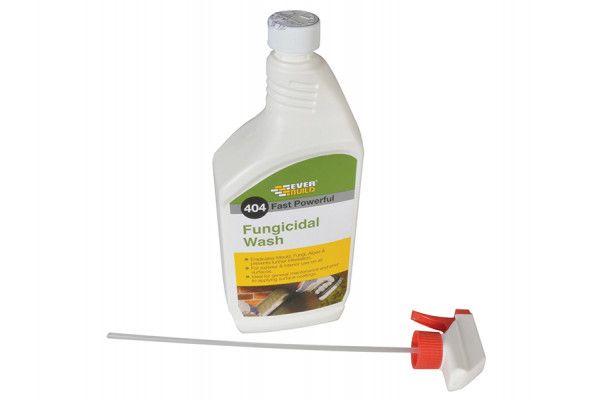 Everbuild Fungicidal Wash 1 Litre