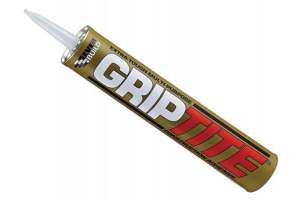 Everbuild GripTite Construction Adhesive C4 350ml