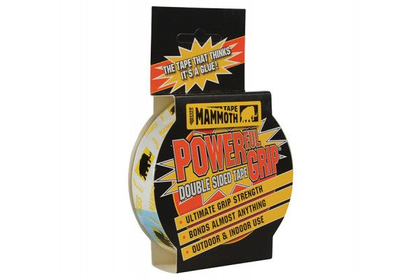 Everbuild Powerfulgrip Double Sided Tape 12mm x 2.5m