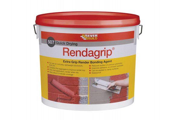 Everbuild 507 Rendagrip Bonding Agent 10 Litre