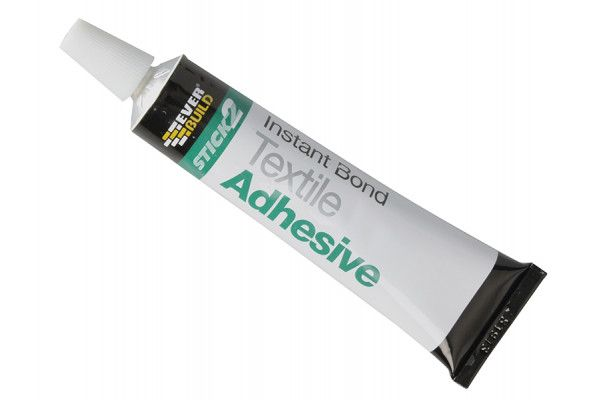 Everbuild Stick 2 Textile Adhesive 30ml