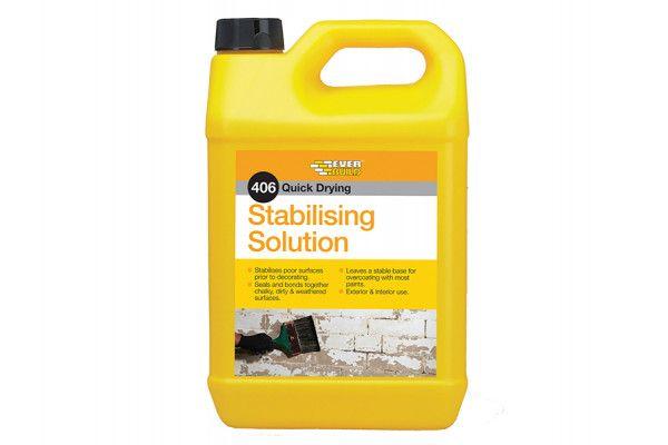 Everbuild 406 Stabilising Solution 5 Litre