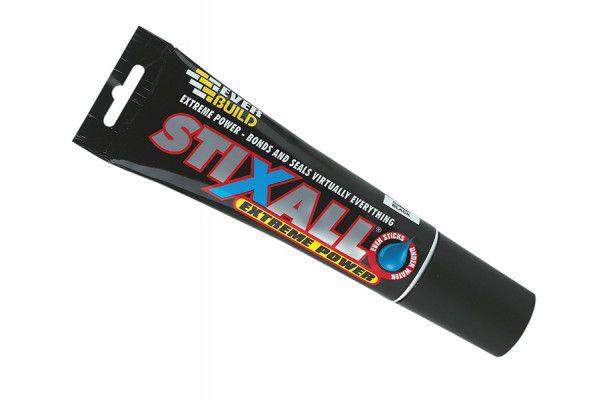 Everbuild Stixall Extreme Power Easi Squeeze White 80ml