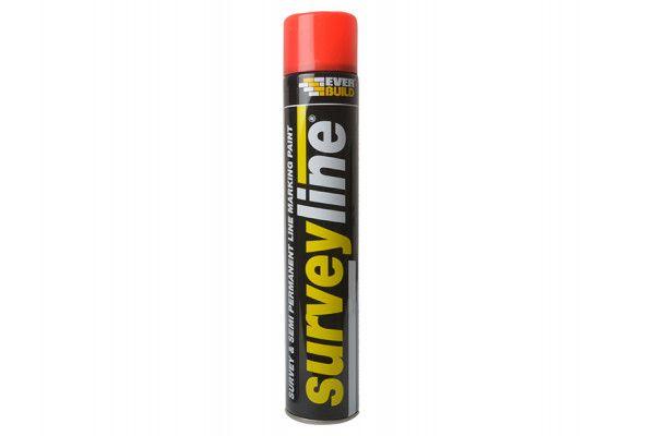 Everbuild, Surveyline Marker Spray