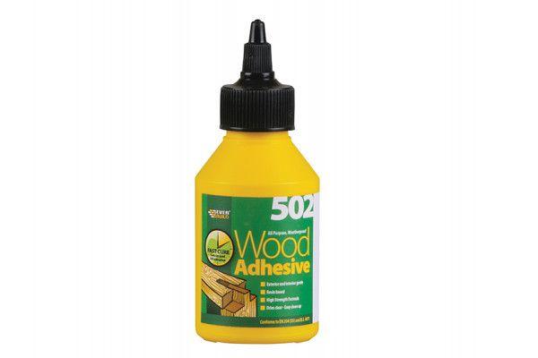 Everbuild, 502 Weatherproof Wood Adhesive