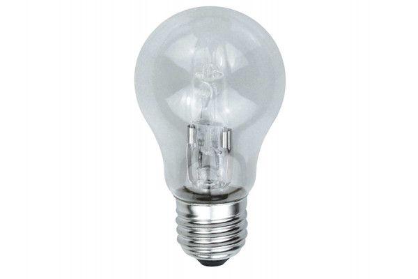 Energizer Lighting GLS Halogen Bulb 48 Watt (60 Watt) ES/E27 Edison Screw Box of 1