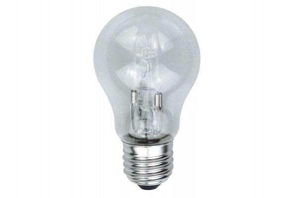Energizer Lighting GLS Halogen Bulb 80 Watt (100 Watt) ES/E27 Edison Screw Box of 1