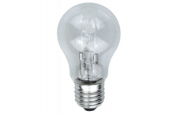 Energizer Lighting GLS Halogen Bulb 105 Watt (133 Watt) ES/E27 Edison Screw Box of 1