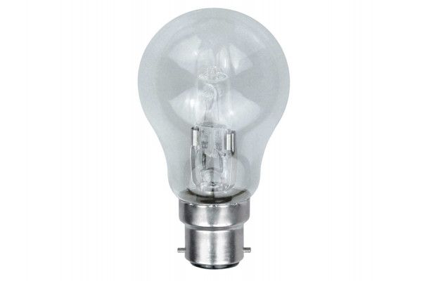 Energizer Lighting GLS Halogen Bulb 116 Watt (150 Watt) BC/B22 Bayonet Cap Box of 1