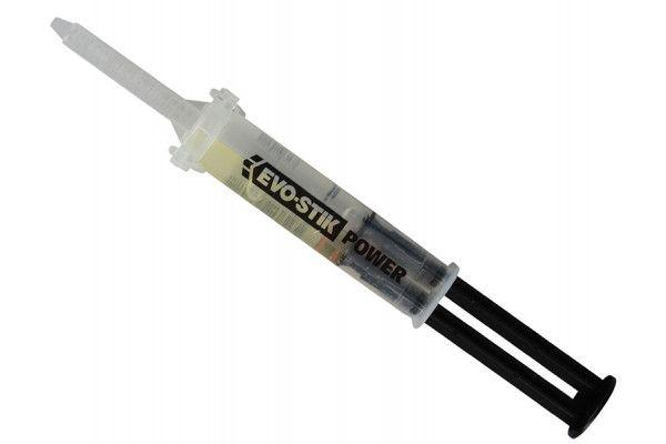 Evo-Stik 80 Seconds Epoxy Power Syringe 3g