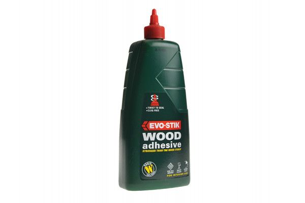 Evo-Stik 715615 Resin W Wood Adhesive 1 Litre
