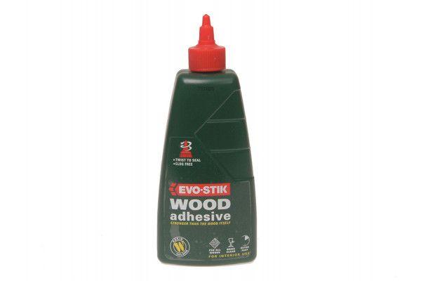 Evo-Stik 715417 Resin W Wood Adhesive 500ml