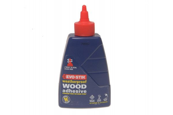 Evo-Stik 717015 Weatherproof Wood Adhesive 250ml