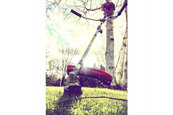 Einhell GH-BC 25 AS Petrol Brushcutter & Grass Trimmer 25.4cc 2 Stroke