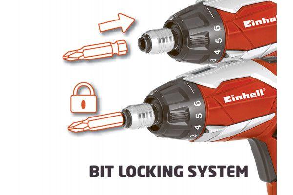 Einhell TE-SD 3.6 Li Screwdriver Kit 3.6V 1 x 1.5Ah Li-Ion