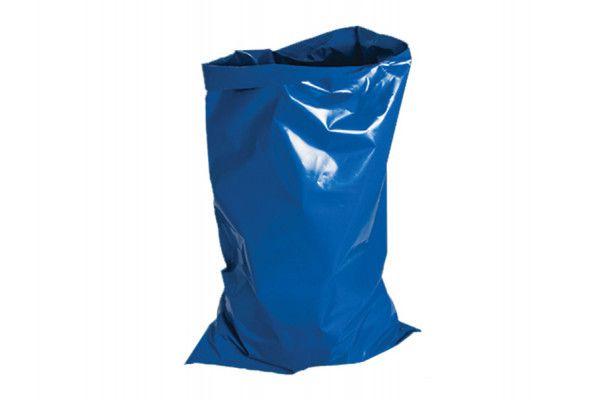 Faithfull Blue Heavy-Duty Rubble Sacks (Box 100)