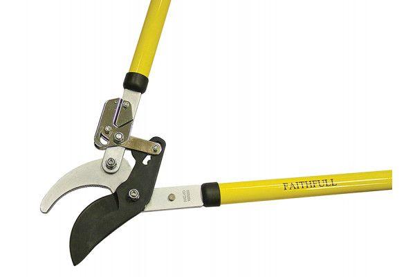Faithfull Bypass Lopper Ratchet Action 76cm (30in)