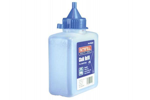Faithfull Chalk Powder 250g - Blue